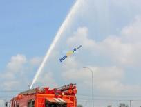 Xe cứu hỏa Kamaz 43253 (4x2), bán xe cứu hỏa, chữa cháy Kamaz mới