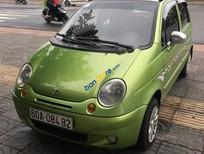 Cần bán xe Daewoo Matiz sản xuất 2003, màu xanh lục