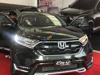 Honda Mỹ Đình bán Honda CR V bản L full option 2019, màu đen, nhập khẩu nguyên chiếc, LH: 0978776360