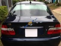 Cần bán lại xe BMW 3 Series 318i đời 2003, màu xanh lam