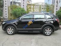 Bán Chevrolet Captiva AT đời 2007, màu đen số tự động