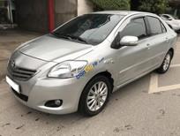 Bán xe Toyota Vios E đời 2010, màu bạc như mới