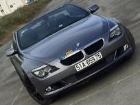 Bán BMW 6 Series 630i đời 2008, màu xám, nhập khẩu còn mới