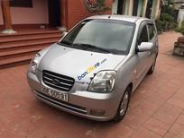Bán xe Kia Morning sản xuất 2005, màu bạc, xe nhập