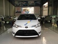 Bán Vios E đời 2018 giảm giá khủng hoặc tặng PK 40 triệu, trả trước 120 triệu nhận xe