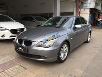 Cần bán BMW 5 Series 530i đời 2008, màu xám, nhập khẩu nguyên chiếc, giá 619tr