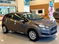 Bán Ford Fiesta 1.0 Ecoboost năm 2018, màu xám ghi ánh thép, hỗ trợ giá tốt. L/H 0907782222