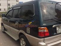 Cần bán lại xe Toyota Zace GL đời 2005, màu xanh lục xe gia đình, giá tốt