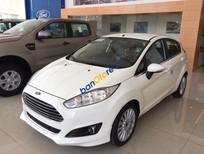Bán Ford Fiesta 1.0 Ecoboost năm 2018, màu trắng, giá tốt. L/H 0907782222