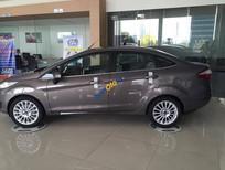 Bán Ford Fiesta 1.5 Titanium Sedan năm 2018, màu nâu hổ phách, hỗ trợ giá tốt. L/H 0907782222