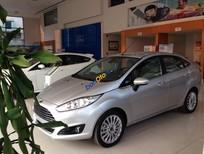 Bán Ford Fiesta 1.5 Titanium Sedan năm 2018, màu bạc, hỗ trợ giá tốt. L/h 0907782222