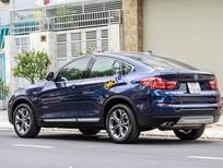 Bán BMW X4 2016, màu xanh lam, xe nhập