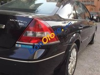 Bán Ford Mondeo 2.5 AT đời 2004, màu đen chính chủ, giá tốt