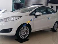 Bán Ford Fiesta 1.5 Titanium Sedan năm 2018, màu trắng, hỗ trợ giá tốt. L/H 0907782222