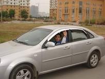 Bán Daewoo Lacetti EX 1.6 MT năm 2010, màu bạc, xe đã bán