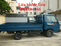 Bán xe tải Kia K2700 tải 1,25 tấn thùng bạt, kín liên hệ 0984694366, hỗ trợ trả góp