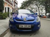 Bán Hyundai i20 1.4 đời 2011, màu xanh lam, xe nhập