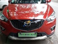 Cần bán lại xe Mazda CX 5 2.0 AT đời 2015, màu đỏ chính chủ, giá tốt