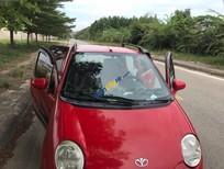 Bán ô tô Daewoo Matiz 2006, màu đỏ ít sử dụng