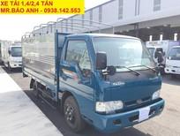 Cần bán xe Thaco Kia K3000S thùng mui bạt. Xe giao ngay hỗ trợ vay ngân hàng 75%