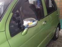 Cần bán lại xe Daewoo Matiz SE 0.8 MT đời 2004, màu xanh lam xe gia đình