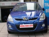 Cần bán lại xe Hyundai i20 1.4 AT đời 2011, màu xanh lam, xe nhập chính chủ, 365tr