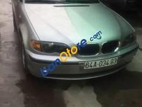 Cần bán lại xe BMW 3 Series 318i đời 2002, màu bạc số tự động