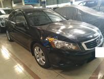 Bán Honda Accord AT năm 2008, màu đen, nhập khẩu, 510tr, 69.000km, BH 1 năm