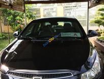 Bán ô tô Chevrolet Cruze đời 2012, màu đen, nhập khẩu nguyên chiếc số tự động