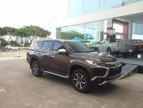Bán Mitsubishi Pajero Sport 4x4 AT 2018, màu nâu, có bán trả góp liên hệ 0906.884.030