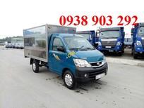 Bán xe Thaco Towner 990 sản xuất 2018, xe tải 900kg thùng kín, động cơ Suzuki, liên hệ 0914159099