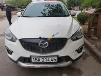 Chính chủ bán Mazda CX 5 2.0 AT sản xuất 2015, màu trắng