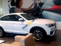 Cần bán BMW X4 xDrive20i đời 2018, màu trắng, xe nhập