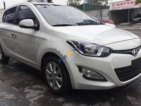 Bán xe Hyundai i20 1.4 AT đời 2013, màu trắng, xe nhập