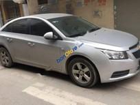 Bán xe Chevrolet Cruze LS 1.6 MT 2012, màu bạc