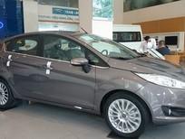 Bán ô tô Ford Fiesta 1.5 Sport 2018, màu nâu hổ phách, mới 100%. L/H 090.778.2222