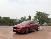 Bán ô tô Ford Focus 1.5 Ecoboost Sport bản full 2018, màu đỏ mận, mới 100%. L/h 090.778.2222