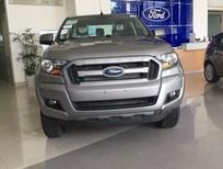 Bán ô tô Ford Ranger đời 2017, màu xám, xe nhập, giá tốt