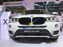 Bán xe BMW X3 xDrive 20i đời 2018, màu trắng, nhập khẩu