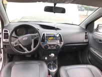 Bán Hyundai i20 AT sản xuất 2014, màu trắng, xe nhập