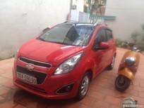 Cần bán lại xe Chevrolet Spark 2014, màu đỏ, nhập khẩu chính hãng
