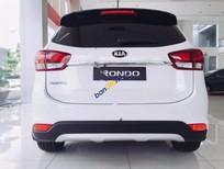 Bán ô tô Kia Rondo GAT đời 2017, màu trắng