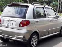 Cần bán Daewoo Matiz SE đời 2005, màu bạc, nhập khẩu chính hãng, xe gia đình