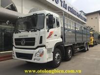 Bán xe tải thùng 4 chân Dongfeng Hoang Huy tải trọng 17,9 tấn 2017, 2018