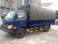 Xe tải Hyundai HD800, nhập 3 cục, giá tốt nhất cả nước