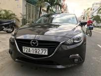 Mazda 3 sedan 1.5AT ĐK T11/2016 màu nâu titan xe đẹp lung linh như mới
