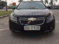 Bán ô tô Chevrolet Cruze LS 1.6 MT đời 2010, màu đen chính chủ, 308tr