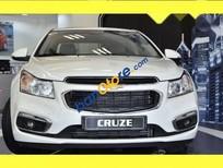 Cần bán Chevrolet Cruze MT sản xuất 2017, màu trắng, giá chỉ 58.9 triệu
