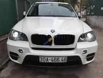 Bán BMW X5 đời 2011, màu trắng, nhập khẩu