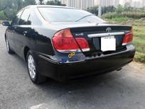 Bán xe Toyota Camry 2.4 đời 2005, màu đen giá cạnh tranh